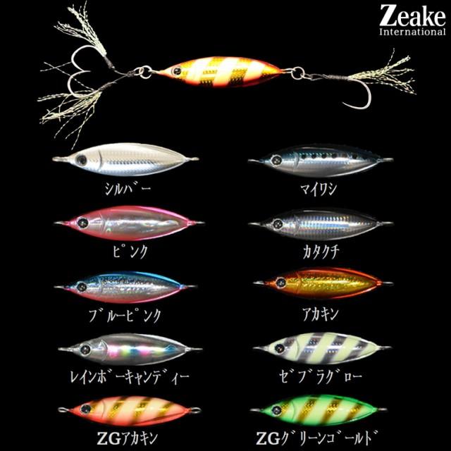 ZEAKE (ジーク) Sビット (スロービット) 30g (シ...