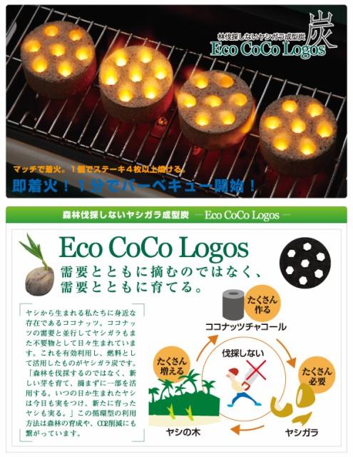 ロゴス エコココロゴス・ミニラウンドストーブ 3 ...