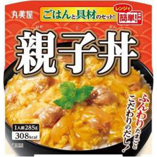丸美屋 親子丼 ごはん付き× 6個