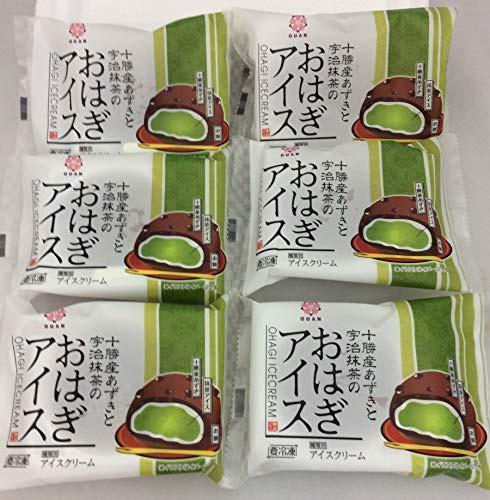 【クール便 送料無料】 十勝産あずきと宇治抹茶の...