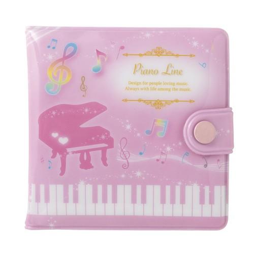 0531701 ピアノライン ビニールウォレット(ファ...