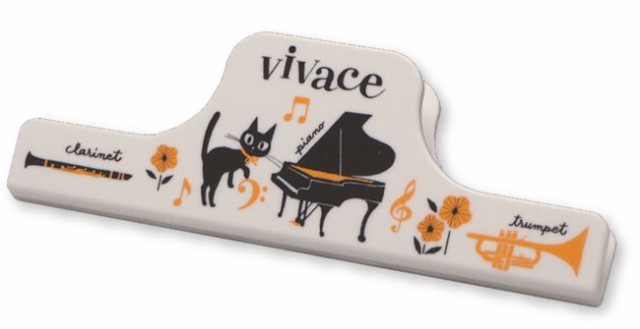 VC2815−01 ワイドクリップ vivac...