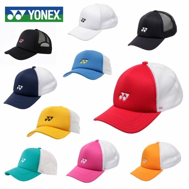 ヨネックス(YONEX) メッシュキャップ 40007 テニ...