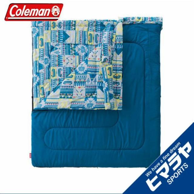 コールマン Coleman 封筒型シュラフ ファミリー2 ...