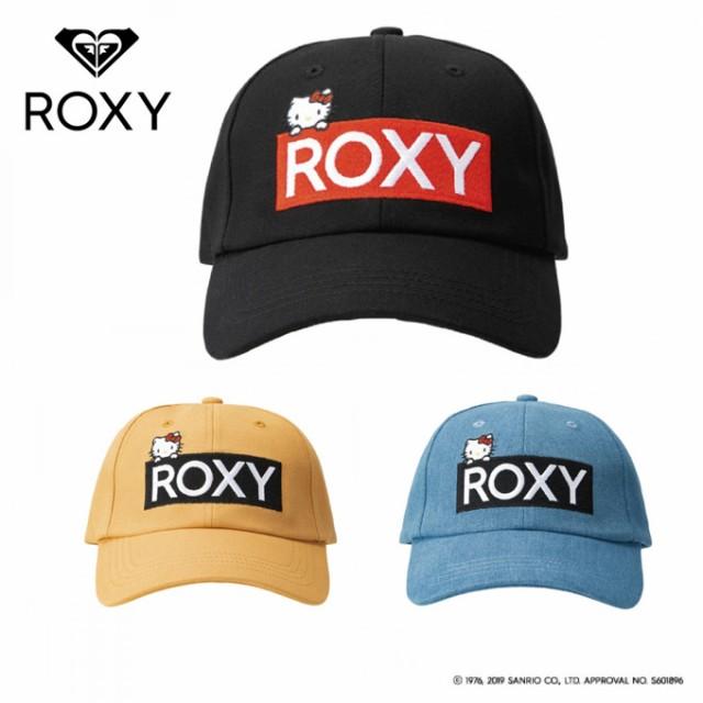 ロキシー ROXY キャップ 帽子 レディース HELLO K...