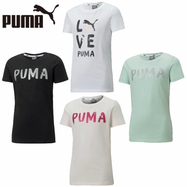 プーマ Tシャツ 半袖 ジュニア ALPHA Tシャツ 582...