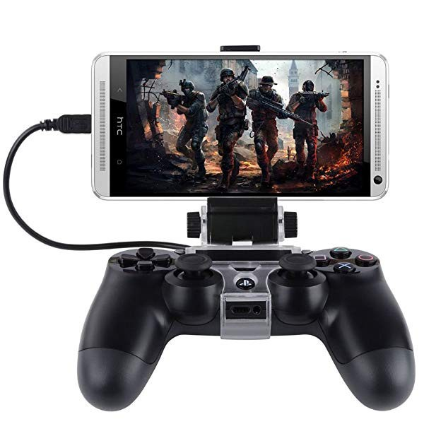 PS4コントローラー用スマホマウントホルダー PS4...