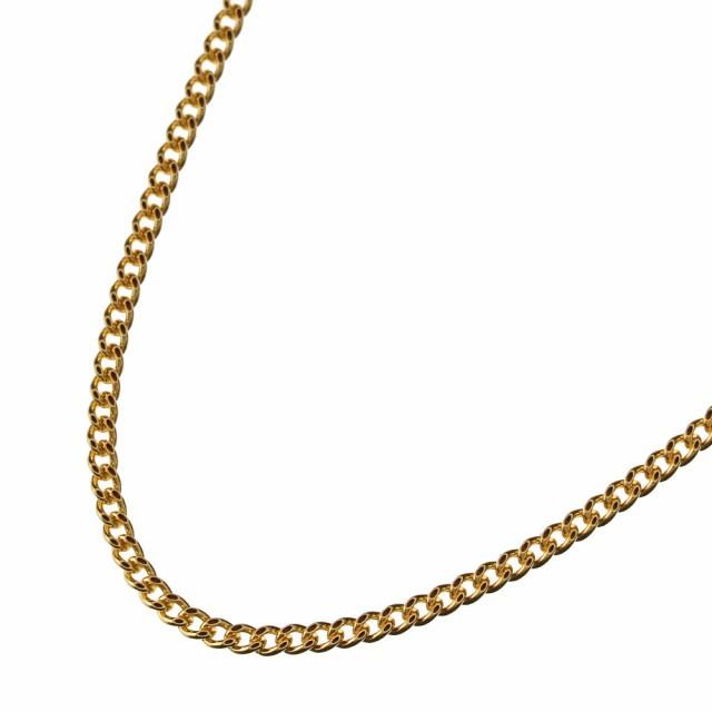 K18 ゴールド 喜平チェーン 50cm ネックレス 幅1....