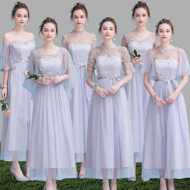 ロングドレス 演奏會 二次會 結婚式 ウェディング...