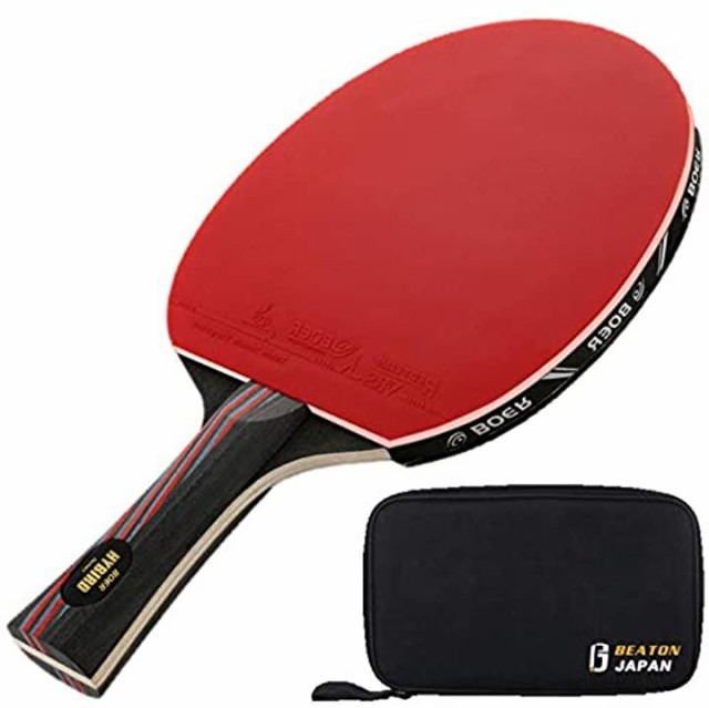 BEATON JAPAN 卓球ラケット シェークハンド 本格...
