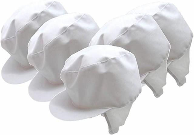 キャップ キッチン 衛生 帽子 防塵 作業服 厨房 ...