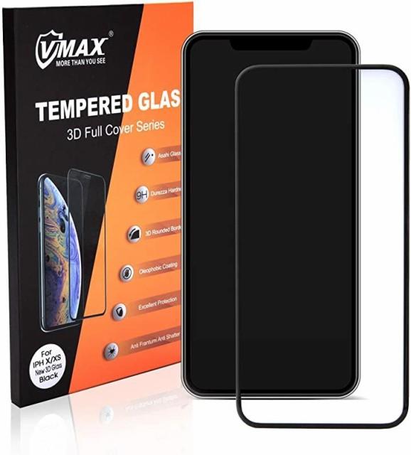 【目玉商品】VMAX iPhone X/iPhone XS 用 3D全面...