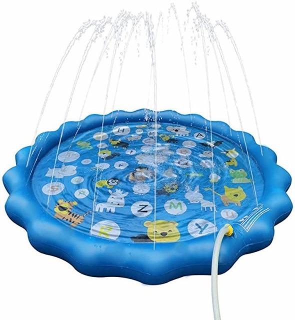 噴水マット 26の文字と対応する単語こども用 噴水...