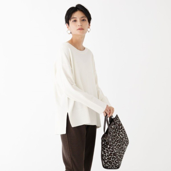 オペークドットクリップ/【WEB限定サイズ】ストレ...