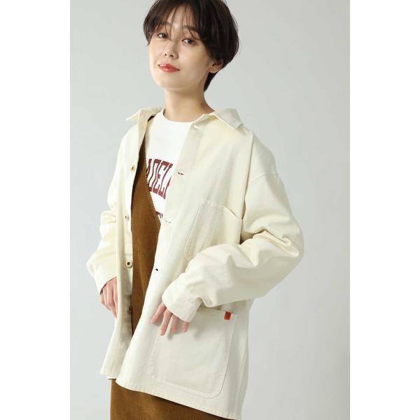ローズバッド/ビッグシャツジャケット