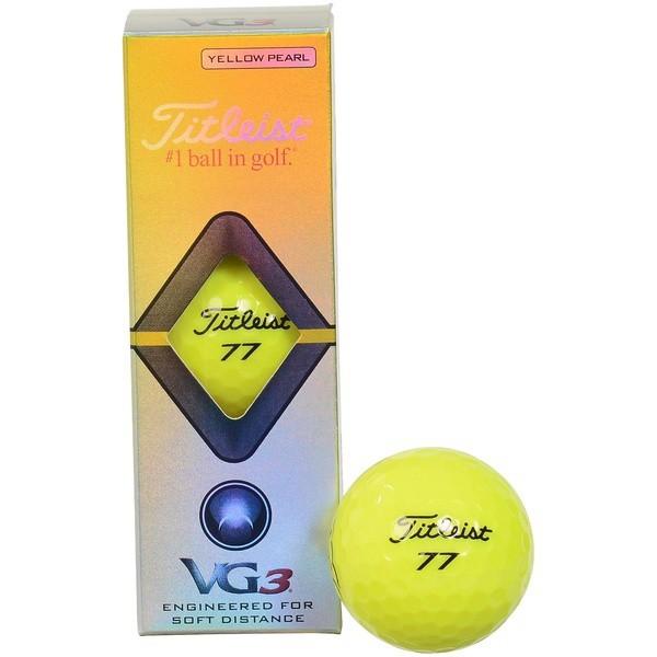 その他のブランド/ゴルフ 20 VG3 YELLOW PEARL 3P...