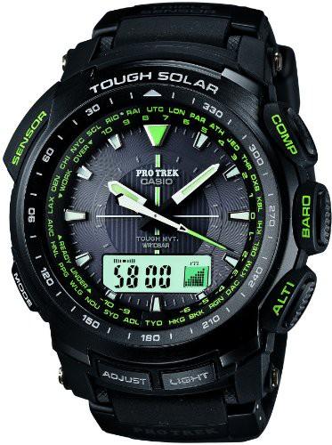 [カシオ] 腕時計 プロトレック PRW-5100-1BJF ブ...