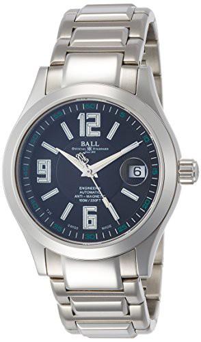 [ボールウォッチ] 腕時計 NM1020C-S4J-BKSL メン...