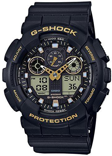 [カシオ] 腕時計 ジーショック BLACK & GOLD GA-1...