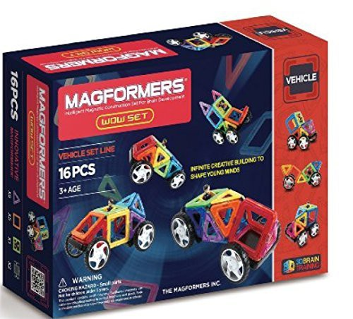 Magformers 63094 WOW set [並行輸入品]