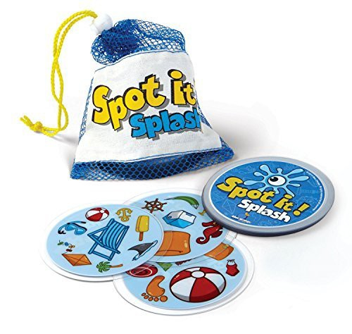 Spot it! Splash Card Game [並行輸入品]
