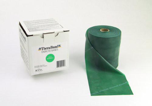 Thera-Band- 45.72 m- Green (並行輸入品) [並行...