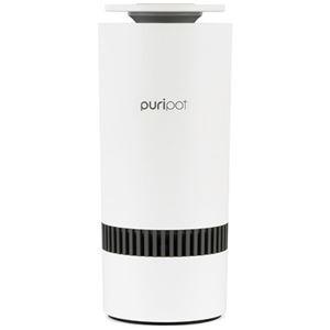 送料無料 Puripot 除菌脱臭対応小型軽量空気清浄...