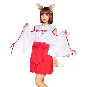 送料無料 【コスプレ衣装/コスチューム】 HW 狐×...