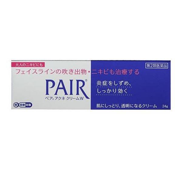 ペアアクネクリームW 24g 第2類医薬品 ≪ポスト...