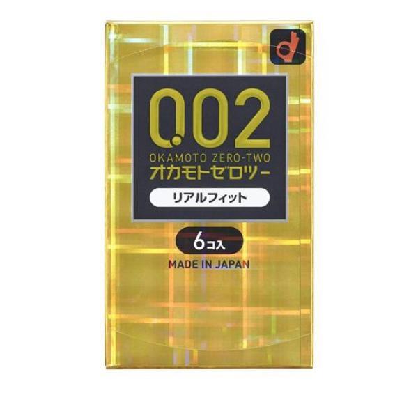 コンドーム スキン オカモト ゼロツー 0.02 リア...