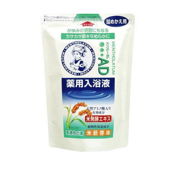 メンソレータム AD薬用入浴液(森林の香り) 60...