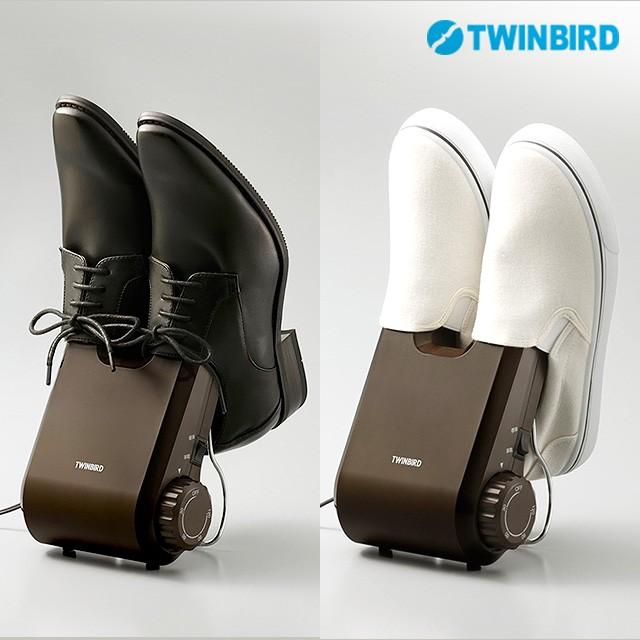 ツインバード TWINBIRD くつ乾燥機 靴 革靴 スニ...