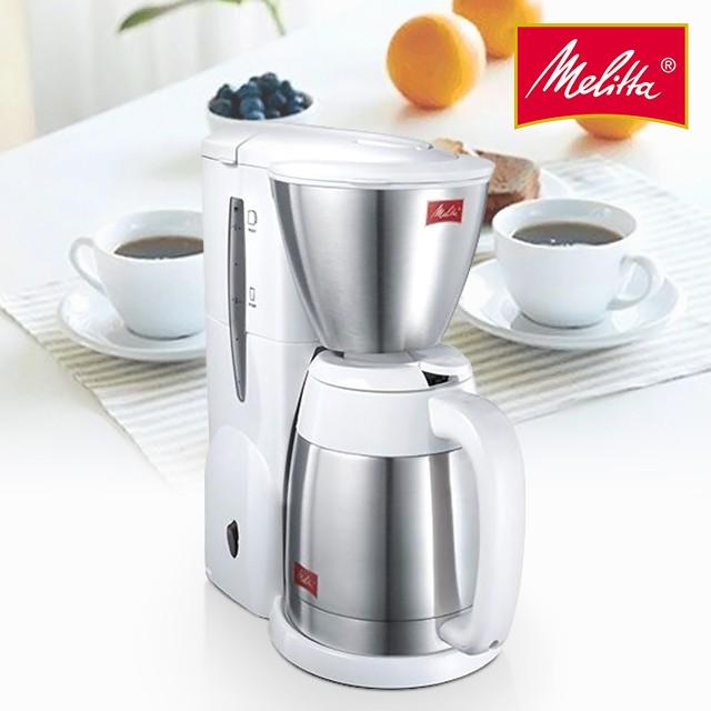 コーヒーメーカー ノア SKT54-3-W