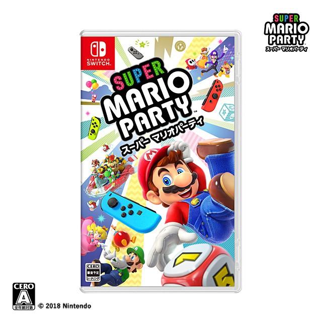 スーパー マリオパーティ Nintendo Switch 任天...