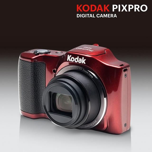 コダック デジタルカメラ PIXPRO FZ152-RED/レッ...
