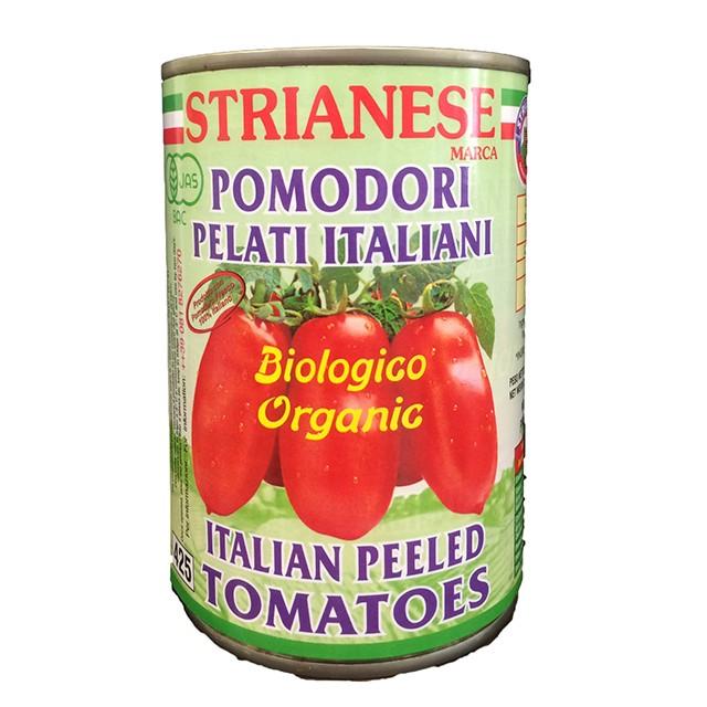 有機トマト缶 ホール 400g アルマテラ
