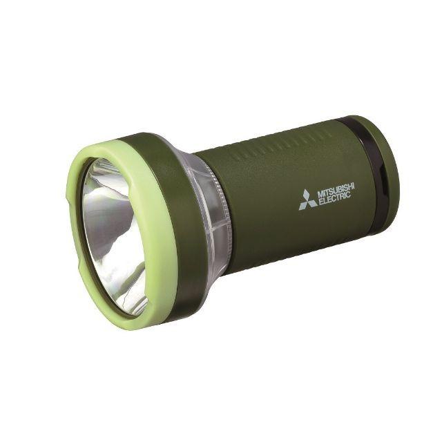 三菱電機 LEDランタンライト 懐中電灯 防滴型IPX4...