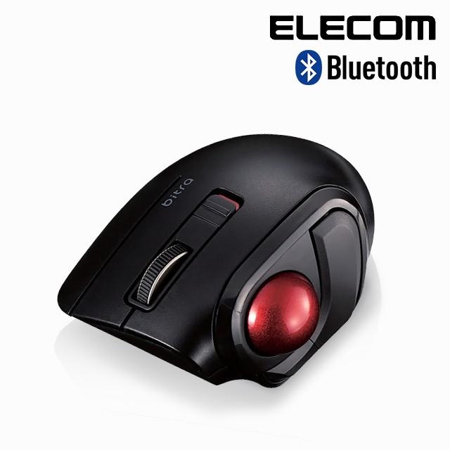 Bluetooth(R)モバイルトラックボール(親指操作タ...