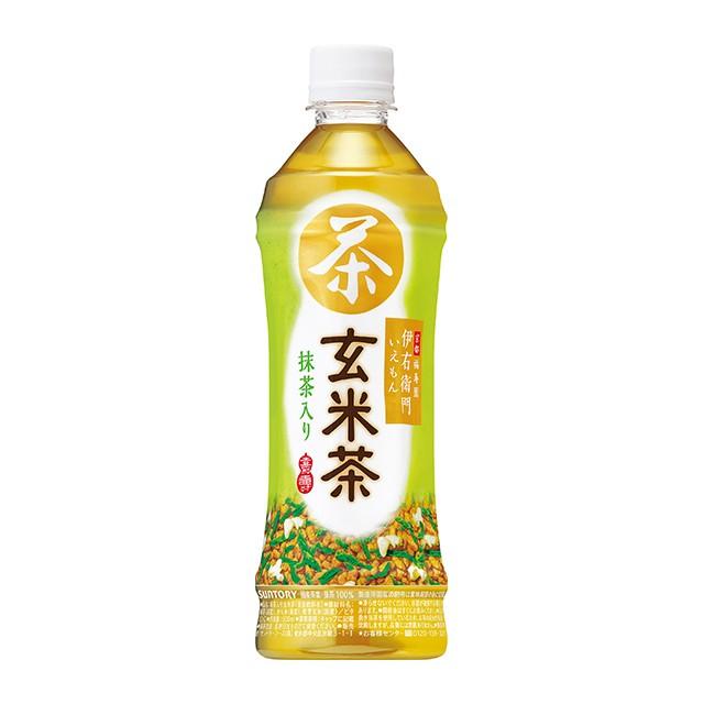 お茶 日本茶  サントリー 伊右衛門 玄米茶 500mL...