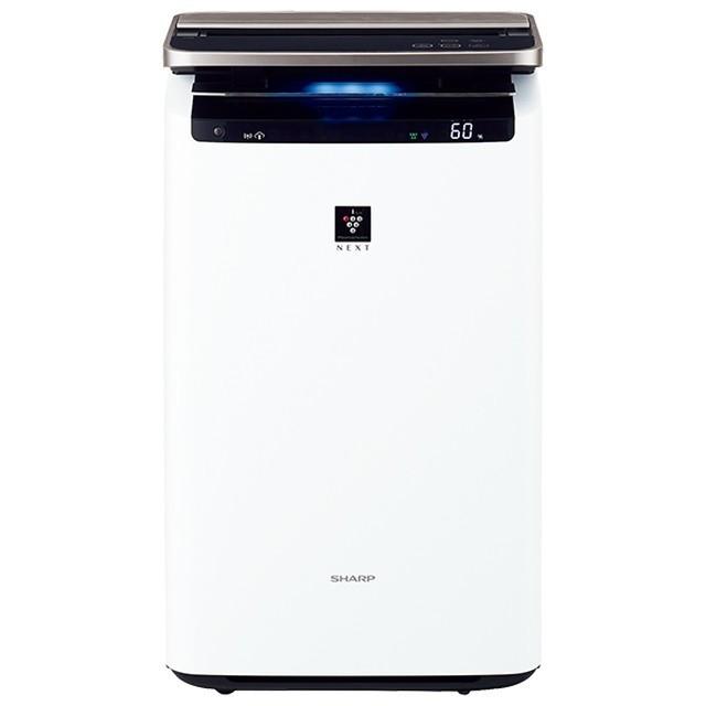 シャープ 加湿空気清浄機 KI-LP100-W