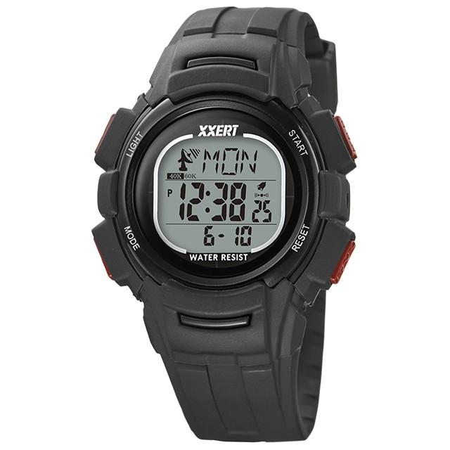 XXERT(エグザート) 腕時計 電波 ソーラー ウォッ...