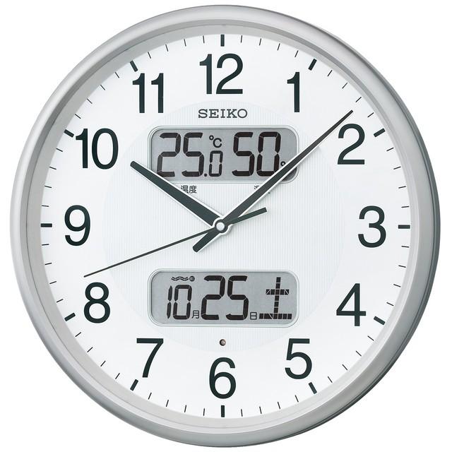 セイコー 時計 壁掛け時計 クロック 掛時計 KX383...