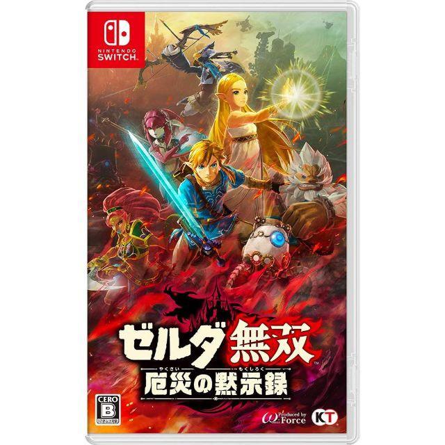 Nintendo Switch ゼルダ無双 厄災の黙示録 HAC-P-...