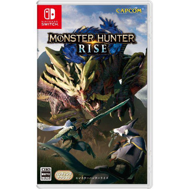 Nintendo Switch モンスターハンターライズ HAC-P...