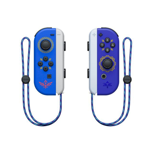 Nintendo Switch Joy-Con(L)/(R) ゼルダの伝説 スカイウォードソード エディション HAC-A-JA
