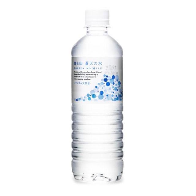 富士山蒼天の水 500mL×48本(24本×2ケース)