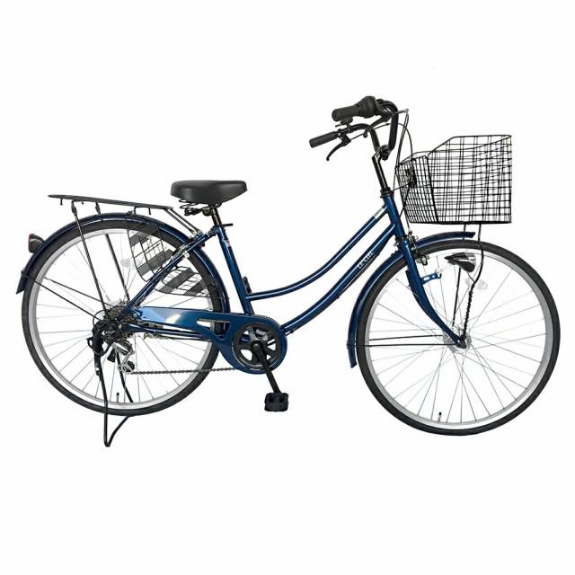 ママチャリ サントラスト 自転車 LECIEL 26インチ...