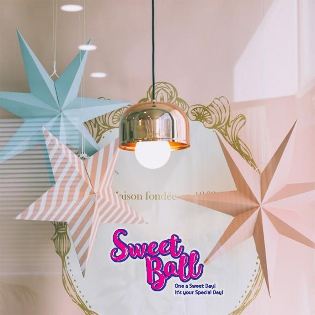 Happymori Sweet ball STAR 5 stripe パーティー ...