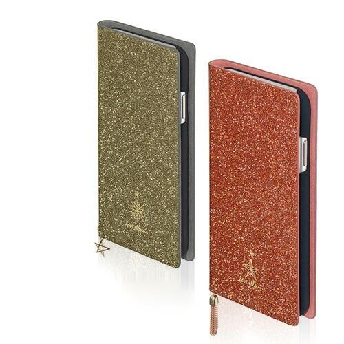 iPhone XR ケース手帳型 Eblouir Holiday Diary(...