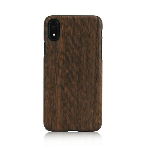 iPhone XR ケース天然木 Man&Wood Koala(マンア...